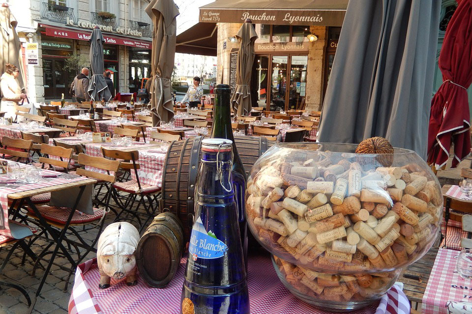 Restaurant Bouchons Lyonnais