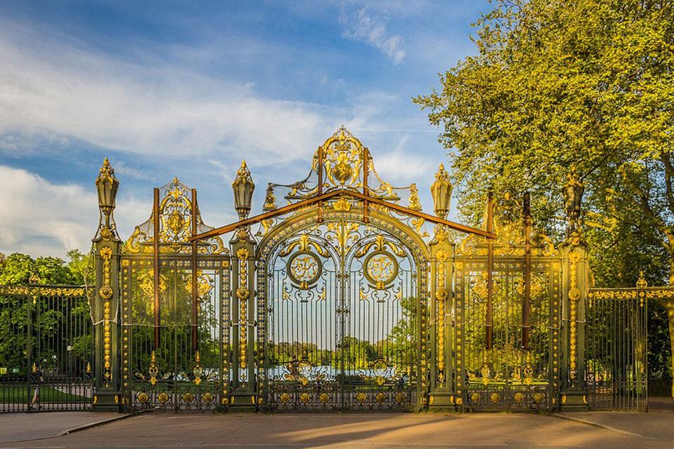 Parc Lyon Tête d'Or
